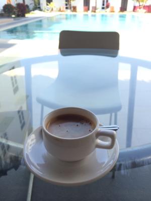 名産ティモールコーヒー